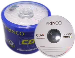 Princo CD-R Pack of 50